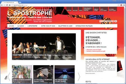 L'aPOSTROPHE
